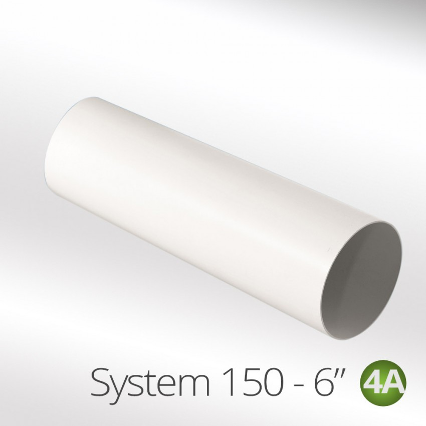 150mm Round Ducting Pipe