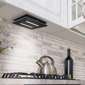 Ceiling Extractor 350mm Black