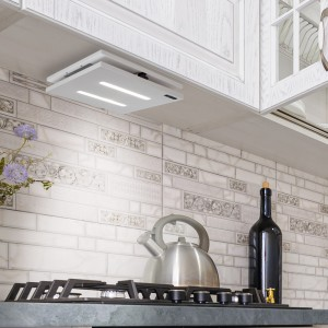 Ceiling Extractor 350mm White