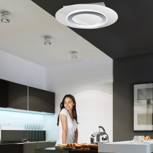 Gravity Ceiling Hood - White