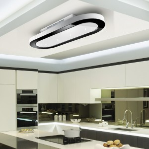 Jupiter Recirculating Ceiling Cooker Hood