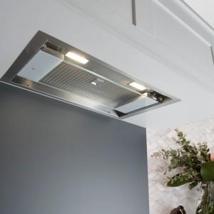 Tornia - 52cm - Designer Sleek Glass Visor Canopy Hood