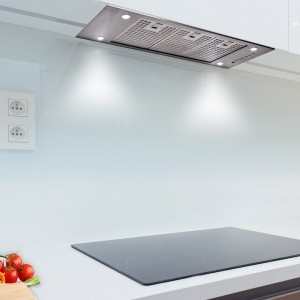 Canopy Extractor Hood 58cm Stainless Steel