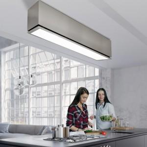 Tolvi Lusso 120cm x 30cm - Designer Ceiling Hood