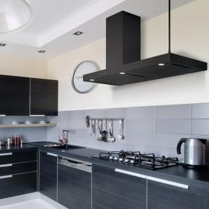100cm Designer Range Cooker Hood Arezzo -BLK