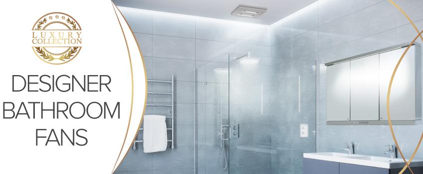 Bathroom extractor fans