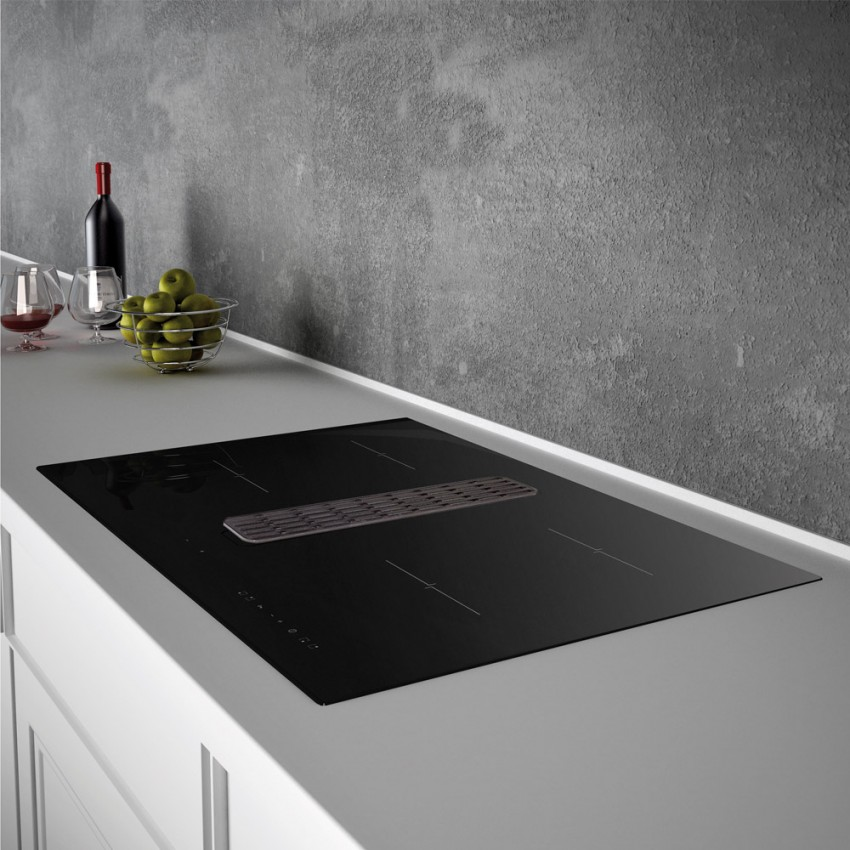 Arcus-2 - Induction Hob with Extractor Fan