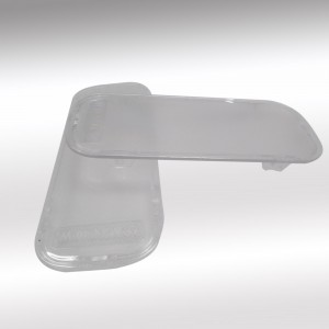 Light Baffle Cover Lens for STD hoods
