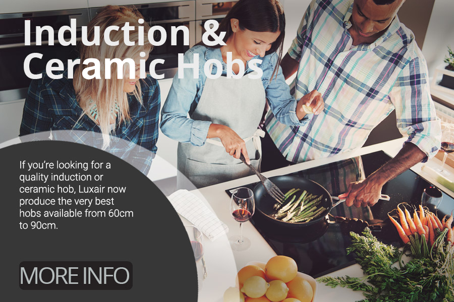 Induction and Ceramic Hobs