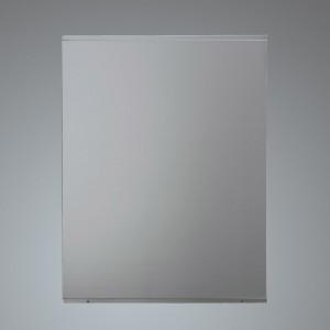 60cm Straight Stainless Steel Splashback