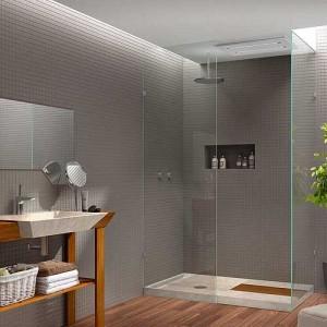 Bathroom Fan 950mm SS