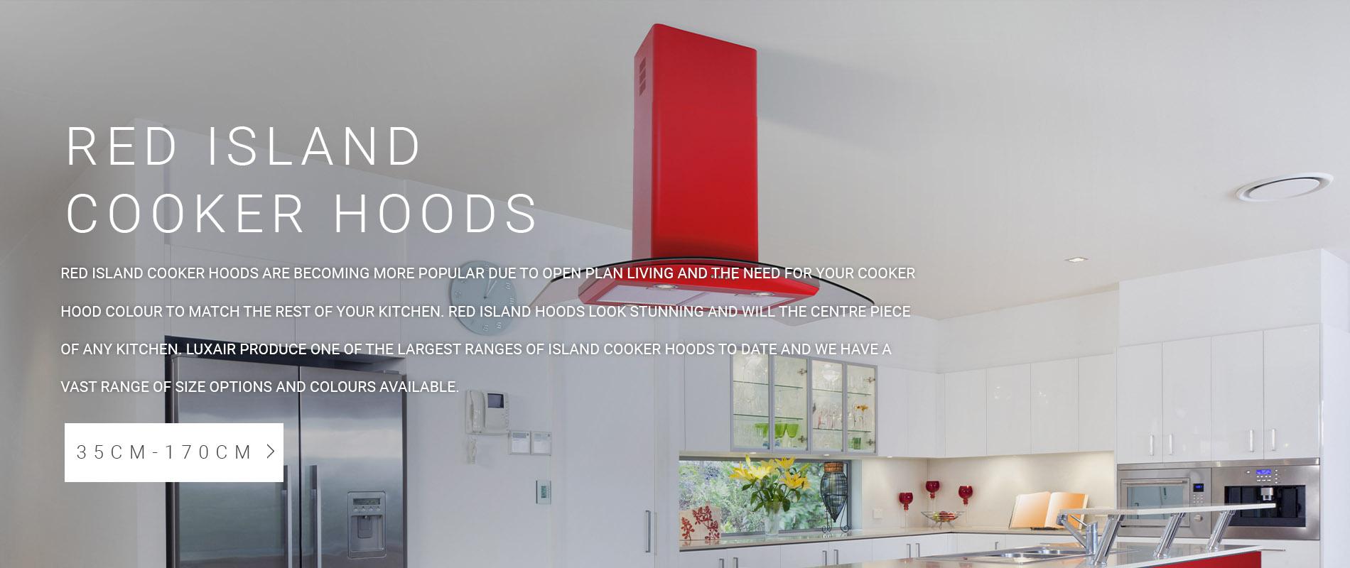 Red Island Cooker Hoods