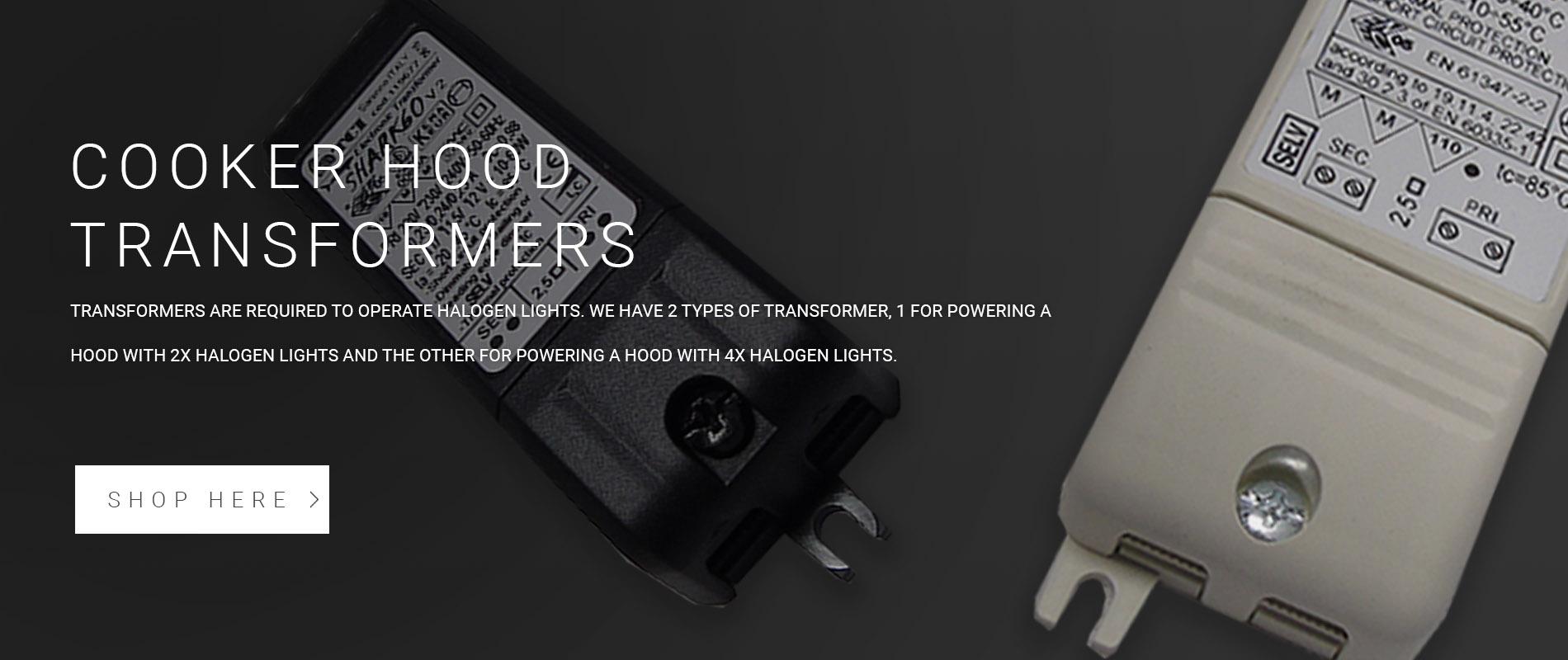 Cooker Hood Transformers