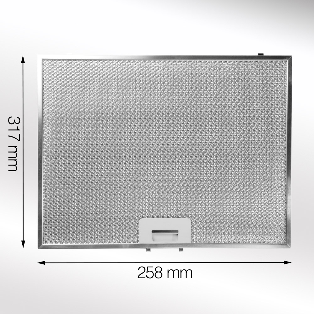 mesh metal grease filters