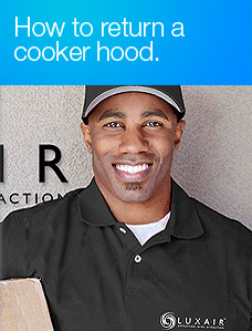 Luxair Cooker Returns - Ceiling Extractors